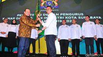Kadin Surabaya akan Geber Terobosan Baru di Bidang Olah Raga dan Kesehatan