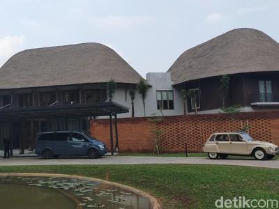 Hutan Kota Plataran Punya Restoran Kelas Dunia Nuansa Indonesia