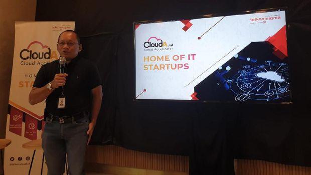 CloudA, 'Senjata' Telkomsigma Digitalisasi Startup dan UMKM
