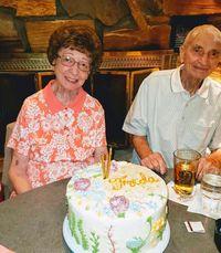 Les dan Freda, pasangan 70 tahun menikah yang meninggal bersamaan