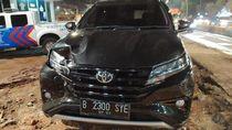 WN Korea Ganti Rugi Gerobak Bubur yang Ditabrak di Kelapa Gading