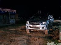 Miris, Tak Ada Mobil Pelat RI di Perbatasan Malaysia