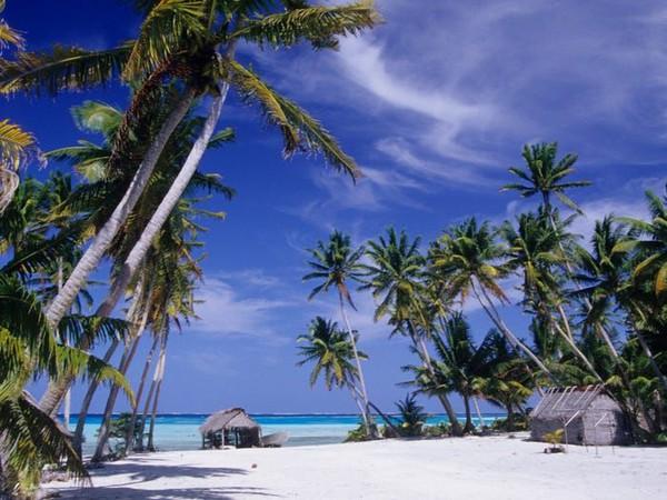 Cook Islands belum mau membuka diri untuk turis (Foto: Getty Images)