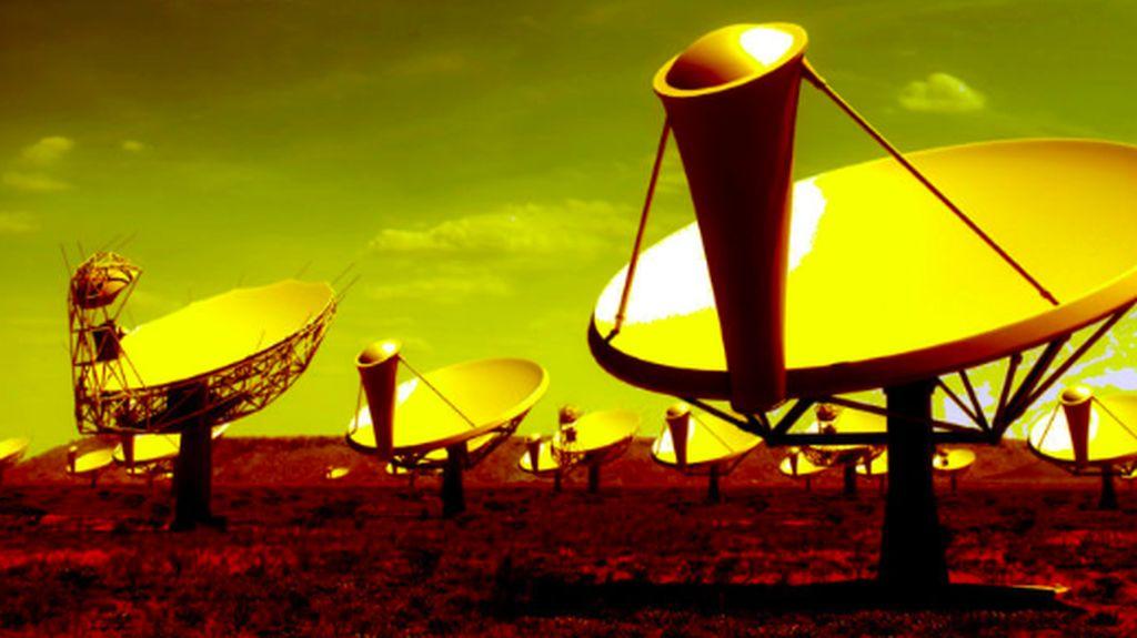 China Klaim Temukan Kehidupan Alien