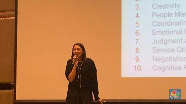 Putri Tanjung: 10 Skill Ini Wajib Dimiliki Milenial di 2020