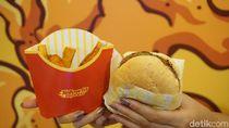 YellowFit Express: Burger Enak di Resto Diet Fast Food Pertama di Indonesia
