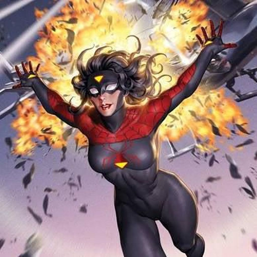 Trailer Spider-Woman #1 Dirilis!