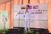 116 Penderita Katarak di Bandung Dapat Operasi Gratis dari Sido Muncul
