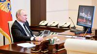 Presiden Vladimir Putin Kepergok Masih Pakai Windows XP