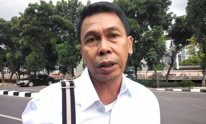 Pimpinan KPK terpilih Nawawi Pomolango (Ibnu Hariyanto-detikcom)