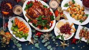 Makanan Natal Lezat
