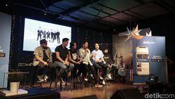 Nidji Sudah Nge-band 4 Tahun Sebelum Album Pertama
