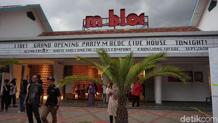 Rekomendasi restoran di M Bloc Space. (Foto: Daniel Ngantung/Wolipop)