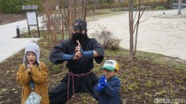 Desa Para Ninja, Cocok Nih buat Liburan Akhir Tahun