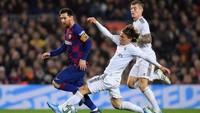 9 Data dan Fakta Duel Real Madrid Vs Barcelona