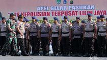 Polda Metro Jaya Gelar Apel Pengamanan Natal dan Tahun Baru