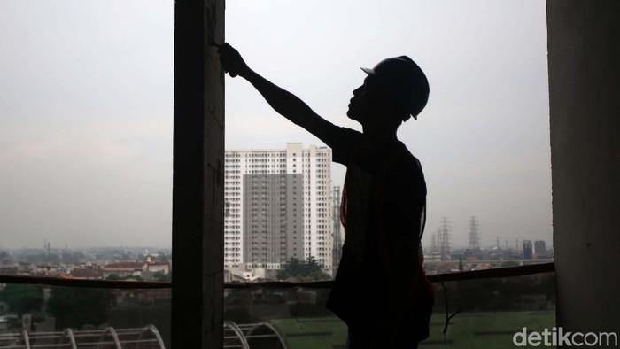 Konsep hunian vertikal saat ini banyak dibangun di Kota Bekasi. Hal ini terjadi karena maraknya pembangunan infrastruktur seperti LRT, tol Becakayu serta Jakarta Cikampek layang.
