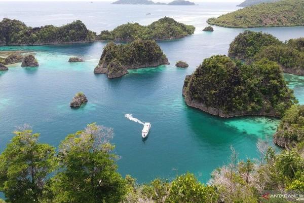 Bila kesempatan nanti ada, ingin melepas rindu dengan indahnya tanah Papua ini. (Foto Antara)