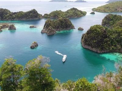 Virtual Tourism Raja Ampat Terkendala Koneksi Internet
