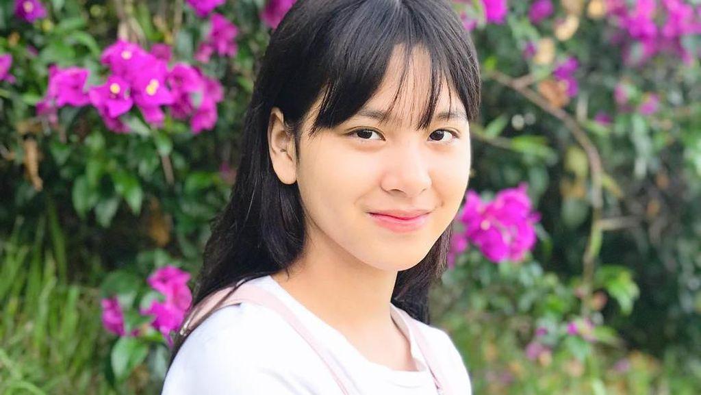 Gaya Zee JKT48, Anak Fadli Akhmad yang Jadi Member Idol Group