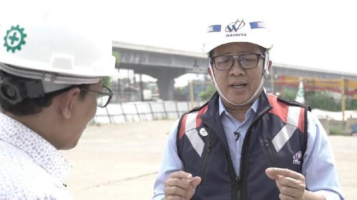 Direktur Operasional II Waskita Karya (Persero) Bambang Rianto