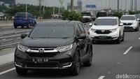 Pasarnya Lagi Turun, Honda CR-V Paling Mahal Jadi Mobil Terlaris