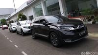 Jangan Kaget, Honda CR-V Platform-nya Punya Civic