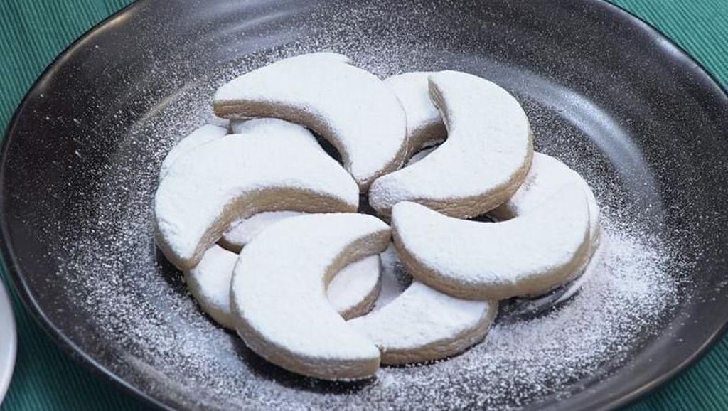 Resep Kue : Kue Putri Salju