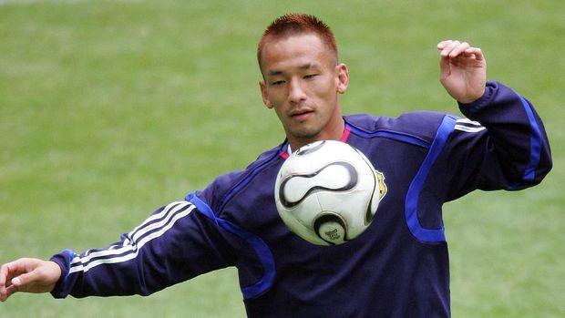 Hidetoshi Nakata hanya semusim di Premier League.