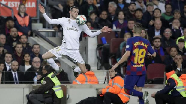 Barcelona vs Madrid imbang 0-0 di Camp Nou.
