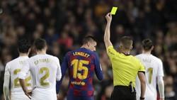 VAR di El Clasico Menguntungkan Barcelona atau Real Madrid?