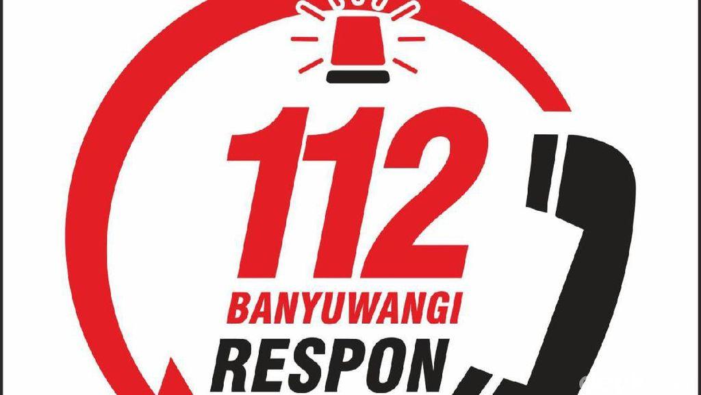 Ada Gawat Darurat di Banyuwangi, Call Saja di 112