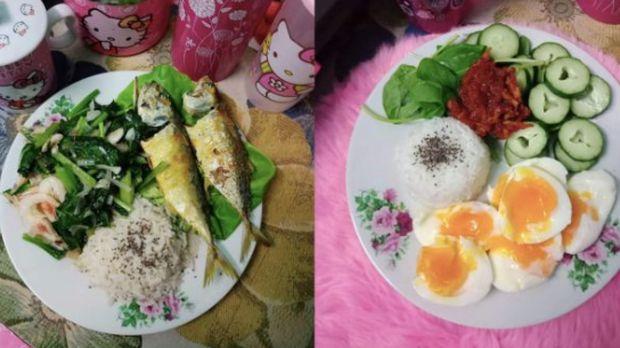 Makan 6 Kali Sehari, Wanita Ini Sukses Turun Berat Badan 40 Kg!