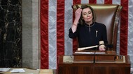 Ketua DPR AS Jadi Kontroversi, Ketahuan ke Salon Tanpa Masker