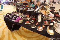Indonesia Sneaker Yes Hadirkan Berbagai Macam Sneakers Langka