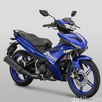 Baju Baru Akhir Tahun Yamaha MX King 150
