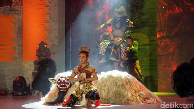 Aneka Pertunjukan Seru di Trans Studio Bali