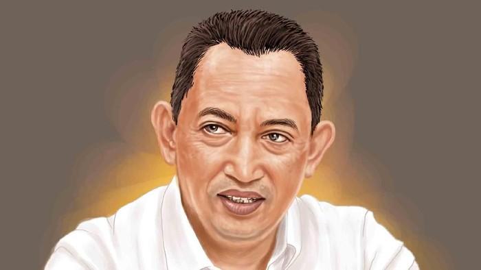 Kabareskrim Listyo Sigit Prabowo