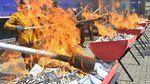Bea Cukai Musnahkan Jutaan Batang Rokok Ilegal di Kudus