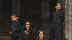 Baru Berusia 10 Tahun, Anak Laki-laki Kourtney Kardashian Pakai Skincare