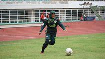 Insyafadya Salsabilla: Dari Atletik, Kini Pimpin Top Scorer Liga 1 Putri