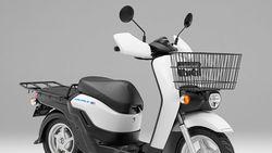 Pak Pos Jepang Mulai Gunakan Motor Listrik