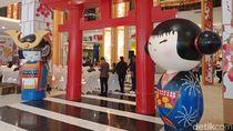 Foto Transpark Mall Bintaro, Mal Nuansa Jepang yang Instagramable