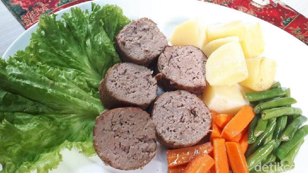 Resep Galantin Daging Sapi, Sajian Istimewa untuk Natal