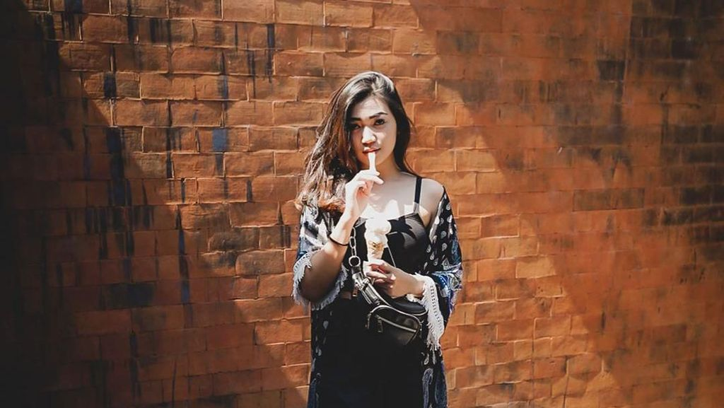 Gaya Cyndyana Lorens, Adik Kriss Hatta yang Terseret Skandal Garuda