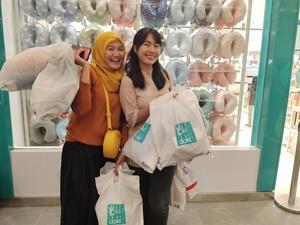 Buka Gerai ke-7 di Transpark Mall Bintaro, Okidoki Diserbu Pengunjung