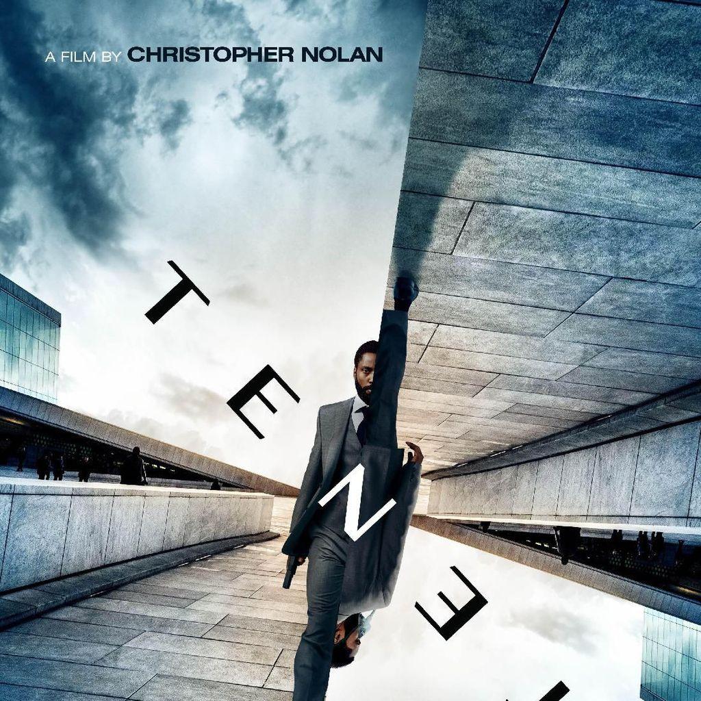 Warner Bros Tak Undur Jadwal Rilis Tenet Film Terbaru Nolan