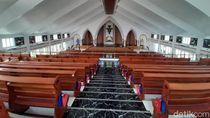 2 Dekade di Ruko, Kini Jemaat Santa Clara Bekasi Rayakan Natal di Gereja