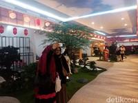 Mal yang terletak di kawasan Transpark Bintaro, Tangerang Selatan ini baru dibuka pada Jumat (20/12/2019). (Putu Intan/detikcom)