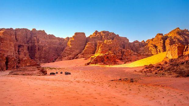 Katanya Ini Tempat di Bumi yang Mirip Mars